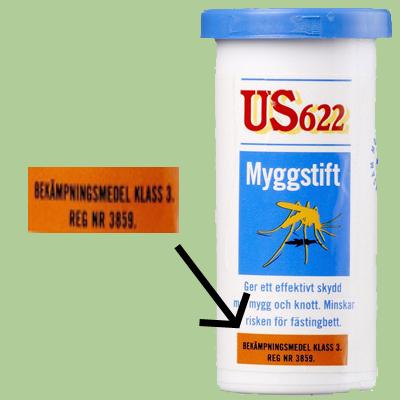 myggmedel bäst i test