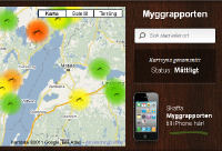 Mygg app hos ThermaCELL